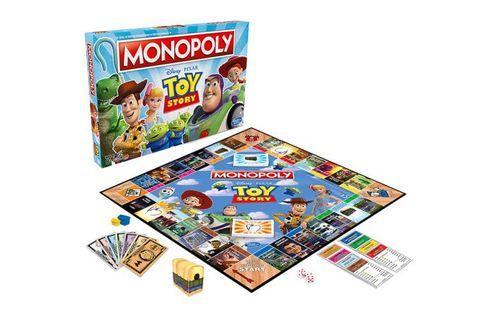 [現貨] Toy Story 4 Monopoly 反斗奇兵4 大富翁 (中英文版)
