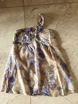 Forever 21 flowery top