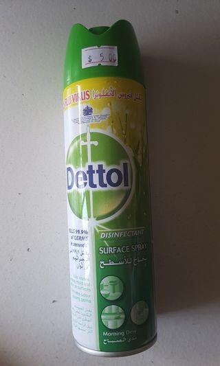 🚚 Dettol Disinfectant Surface Spray