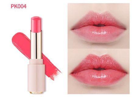 Etude house lips-talk琺瑯瓷釉光潤澤唇膏(保證正品、全新)