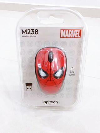 Logitech Marvel series Spider-Man wireless mouse