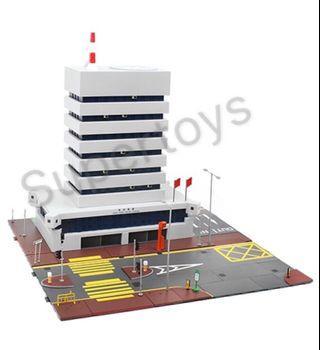 Tiny 城市 Bd2 警署模型套裝