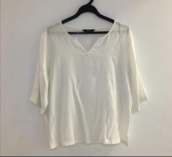 White Top Iora XL