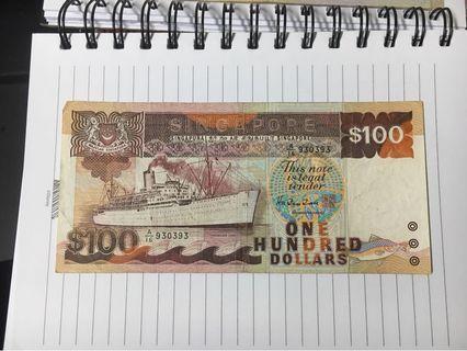 🚚 Old money