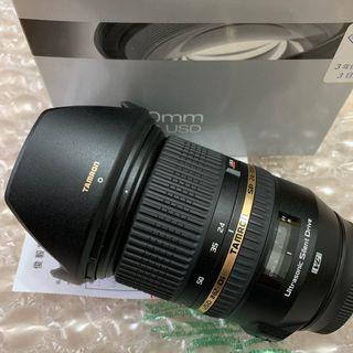 TAMRON 24-70 F2.8 for Canon (公)