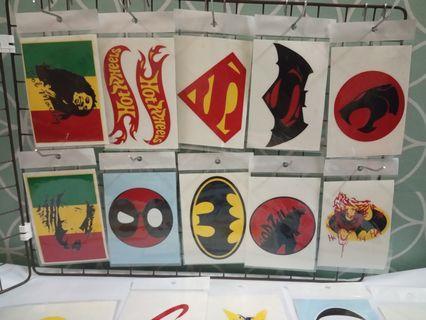 Sticker Vinyl