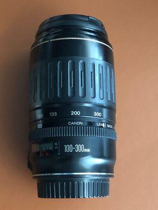 Canon 鏡頭 100-300mm f/4.5-5.6 USM