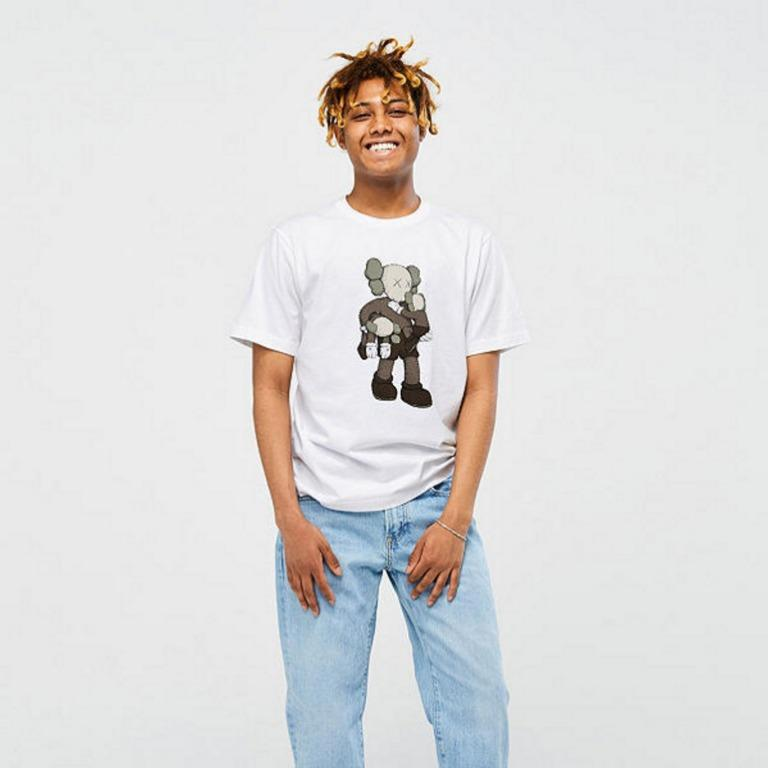 100% NEW - KAWS: SUMMER UT Graphics T-shirt SS19