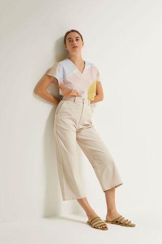 OSN Cotton Twill Culottes
