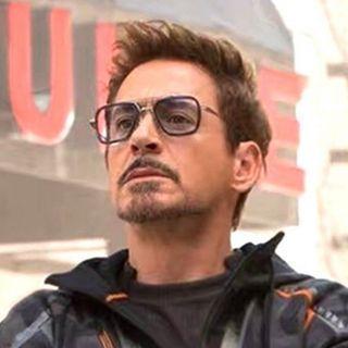 Ironman Spider-Man Edith Sunglasses