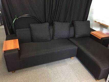 兩座位梳化連貴妃椅 3 Seats Sofa
