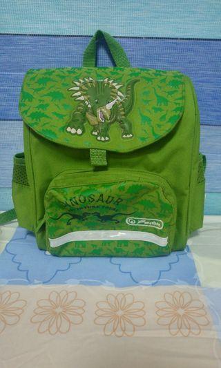 New - Herlitz (UK) Dinosaur Bag