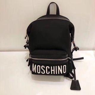 Moschino 字母雙肩包 Backpack  $2380