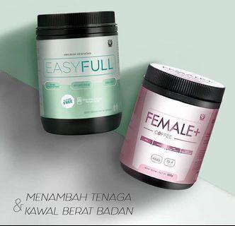 COMBO SET SLIM&HEALTHY for WOMEN💃🏻EASYFULL & FEMALE+