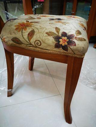 Colonial teak vintage Chair