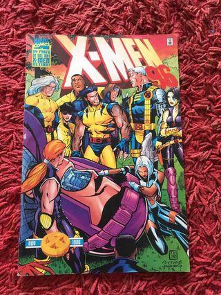 X-MEN Nov 96