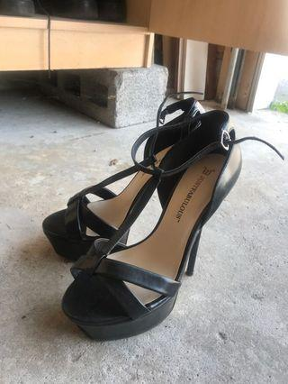 Black platforms justfabulous