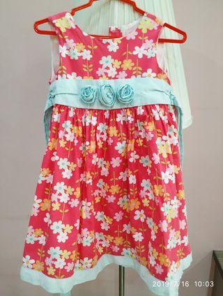 Flowerish dress