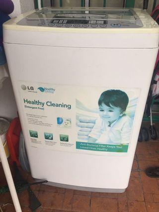 LG 8KG Fully Auto Washing Machine