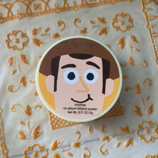 Innisfree Toy story Mineral Powder
