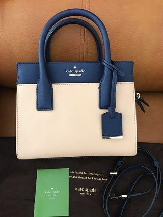 Kate Spade Candace 3 tone (authentic)
