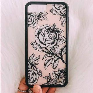Brand new never used iPhone 7/8+ wildflower car
