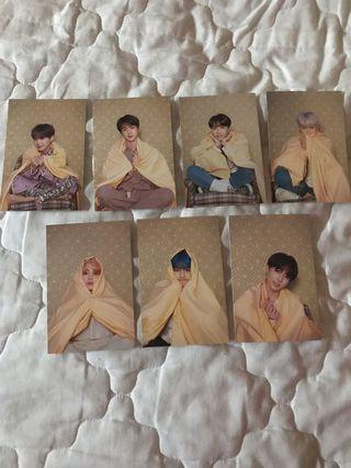 BTS Persona Postcard