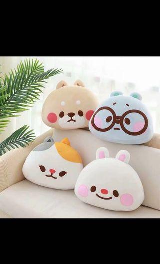[BNIP] Tonton Friends Plush pillow