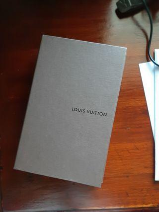 Louis Vuitton long wallet box
