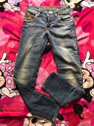 Preloved Von Dutch Jeans