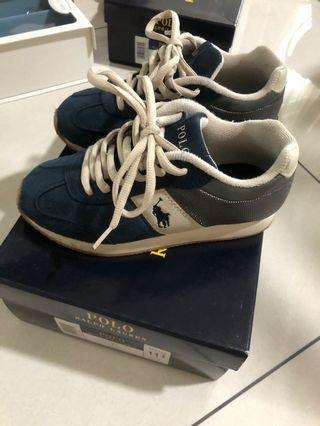 Original Ralph Lauren kid's shoe