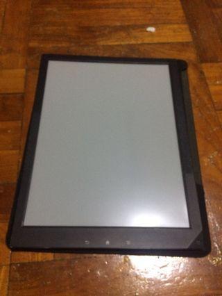 Sony dpt-s1 13.3 inch digital paper system電子墨水閱讀器