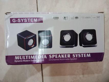 Speaker laptop/komputer