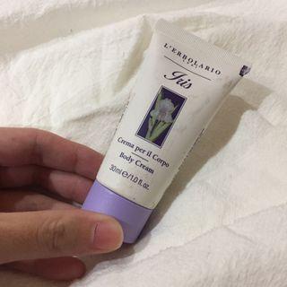 🚚 蕾莉歐 鳶尾花芳香潤膚霜 L'ERBOLATIO iris body cream