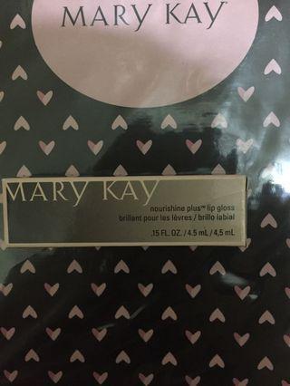 Mary Kay nourishine plus lip gloss