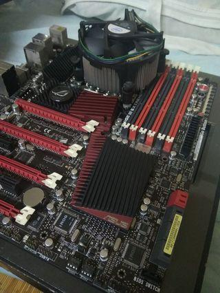 Motherboard rampage extreme 3