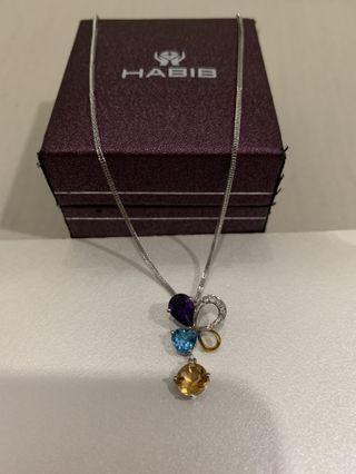 Habib Jewel Necklace with pendant