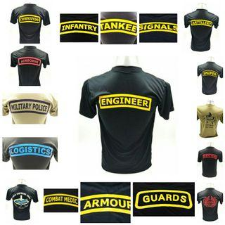 🚚 Army Vocation T-shirt