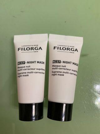 Filorga睡眠面膜7ml