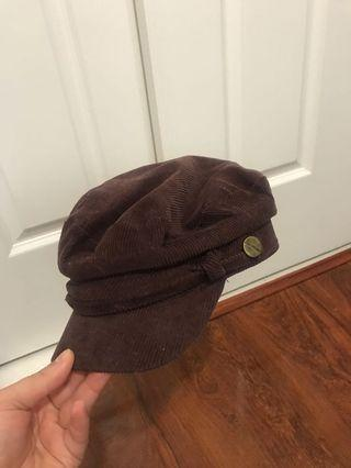 ACE OF SOMEBODY- Maroon baker hat!