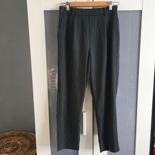 Charcoal Work Pants