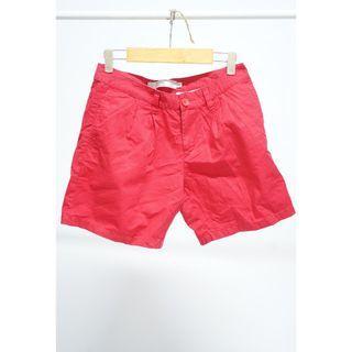 Giordano Shortpants Red - Preloved Salur