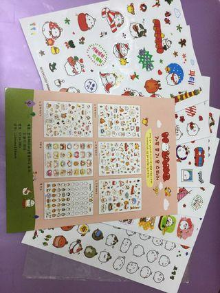 [BN] Molang Stickers