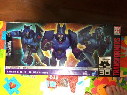 Transformers platinum collectibles - cyclonus