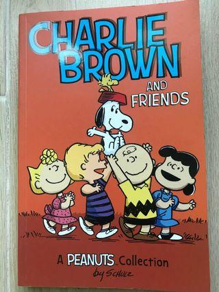 Snoopy Charlie Brown A peanuts collection 🐶🤩New comic book 🤩
