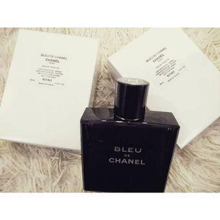 CHANEL DE BLEU ORIGINAL TESTER PERFUME UNIT