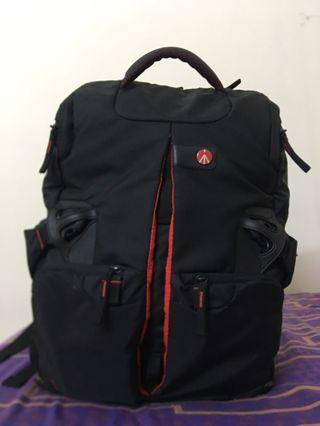 Manfrotto Camera Bag with rain coat