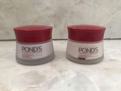 Ponds Age Miracle Series