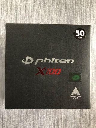 Phiten X100 頸繩