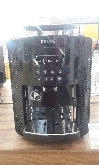KRUPS COFFE MACHINE bisa cicilan tanpa kartu kredit free 1x cicilan!